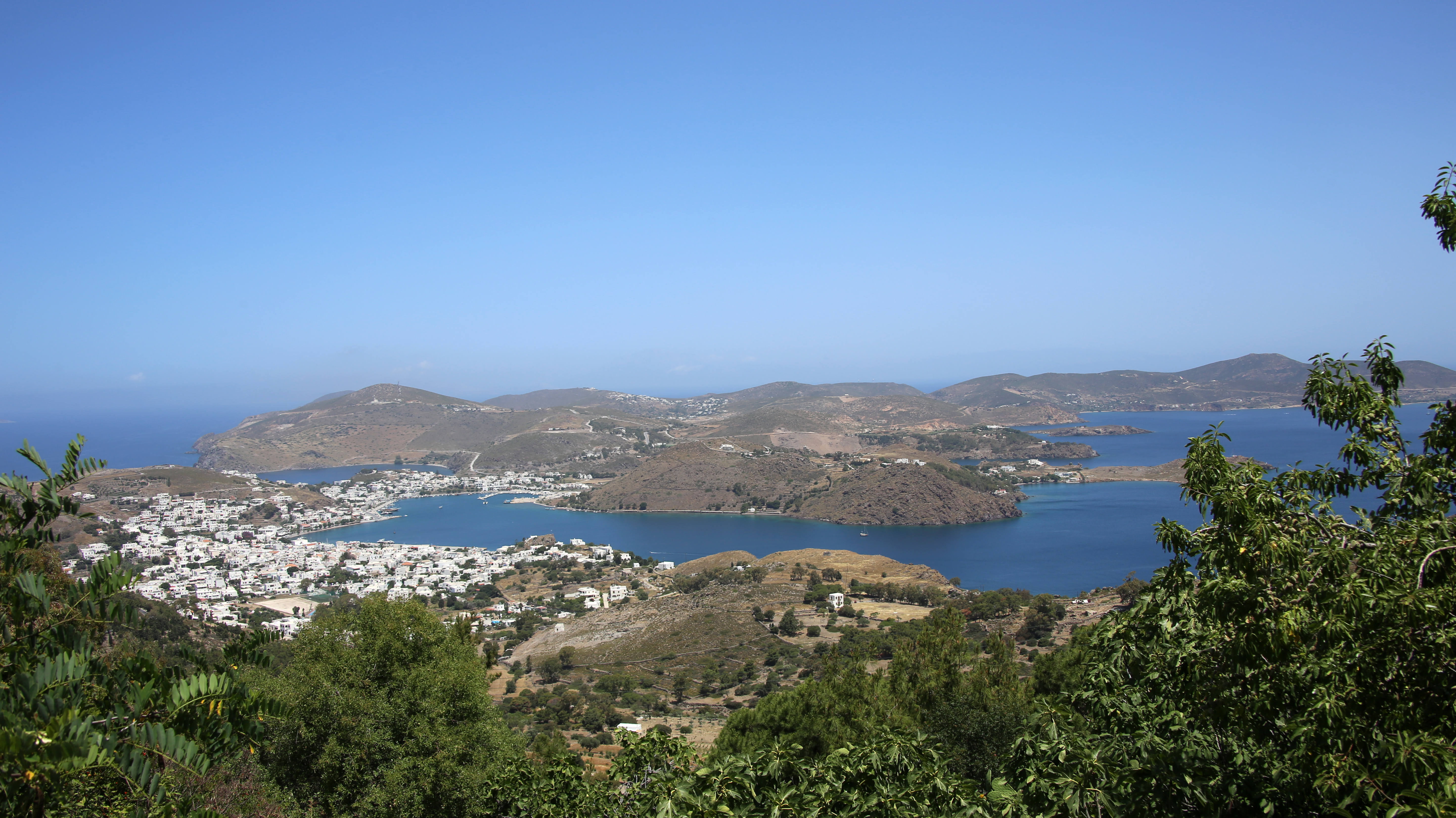 PATMOS – A Paradise In The Aegean Sea